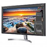 "LG 32UK50T-W 32"" Class 4K UHD FreeSync Monitor $299.99"
