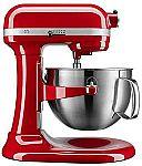 KitchenAid 6-Quart Bowl-Lift Professional Stand Mixer $260