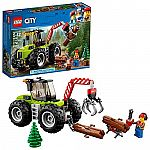 LEGO City Forest Tractor 60181 Building Kit $12 (Org $20)