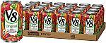24-Pack of 11.5-oz V8 Original 100% Vegetable Juice $6