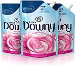 Prime Members: 3-Pack 48oz Downy Ultra Liquid Fabric Softener Pouch $3.88 or Less