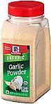 16.75-oz McCormick Garlic Powder (Organic, Non-GMO, Kosher) $6 or Less