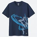 Gundam 40th anniversary T-shirts $5.90, Street Fighter T-shirts $7.90