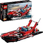 LEGO Technic Power Boat 42089 Building Kit, New 2019 (174 Piece) $10