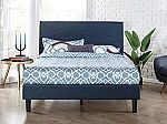 Zinus Omkaram Platform Bed (King Size) $137 (Reg. $214)