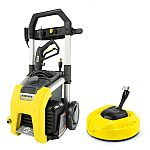 Karcher Karcher 1700-PSI 1.2-Gallon GPM Cold Water Electric Pressure Washer with Engine $129