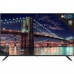 "TCL 65R617 65"" 4K UHD Dolby Vision HDR ROKU Smart TV $605"