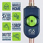 Moen Smart Home Water Monitoring Alarm and Shutoff Device $399 (Org $500)