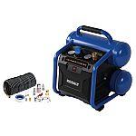 Kobalt 2-Gallon Portable Electric Twin Stack Air Compressor $59