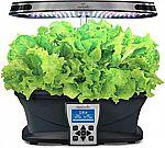 AeroGarden Ultra (LED) with Gourmet Herb Seed Pod Kit $100