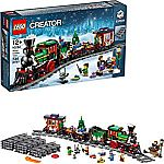 LEGO Creator Expert Winter Holiday Train 10254 (734 Pieces) $65 (Reg. $100)