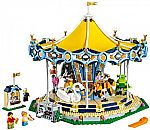LEGO Creator Expert Carousel 10257 Building Kit (2670 Piece) $130 (Reg. $200)