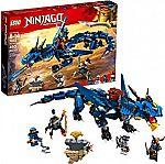 LEGO Ninjago Stormbringer 70652 $26, Ninjago Firstbourne 70653 $43 and more