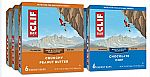36-Count Clif Energy Bar (Chocolate Chip & Crunchy Peanut Butter) $19.50 or Less + Free Shipping