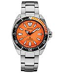 Seiko SRPC07 Orange Samurai Automatic Watch $223