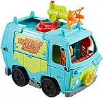 Fisher-Price Toy Car Sale: Scooby-Doo Transforming Mystery Machine $10, Toy Story Woody $7.50