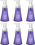 6-Pack 10-oz Method Foaming Hand Soap (French Lavender) $9.86 or Less