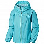 Columbia Girls' Toddler Switchback Rain Jacket (various colors) $11.92
