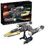 LEGO Star Wars 6253568 Y-Wing Starfighter 75181 $155.54