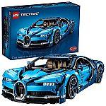 LEGO Technic Bugatti Chiron 42083 Race Car Building Kit $245