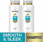 2-Pack of 25.4-oz Pantene Pro V with Argan Oil Shampoo $7 or Less