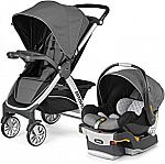Chicco Bravo Trio Travel System (Open Box) $210