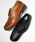 Alfani Men's Adam Cap Toe Oxford $18 & More