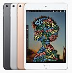 "64GB Apple iPad Mini 5 (2019) 7.9"" WiFi Tablet $365 + $73 Back Rakuten Points"