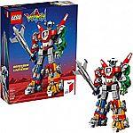 LEGO Ideas Voltron 21311 Building Kit (2321 Pieces) $140 (Reg. $180)