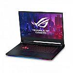 "ASUS ROG STRIX 15.6"" Laptop  (i5-9300H 8GB 512GB SSD GTX 1660Ti) $899"