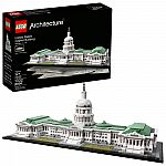 LEGO Architecture United States Capitol Building 21030 $70 and more