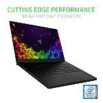 Razer Blade 15 Gaming Laptop(i7-8750H 16GB 128GB SSD + 1TB HDD) $1100
