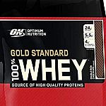 Optimum Nutrition 100% Whey Protein Powder 10lb $67.89, 5lb $35.69