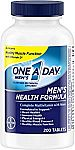 One A Day Men's Multivitamin 200 Count $3.74