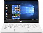 "LG Gram 13.3"" FHD Laptop (i5 8GB 256GB SSD 2.13lbs) $749"