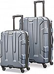 """(Prime Deal) Samsonite Centric Expandable Hardside Luggage Set with Spinner Wheels, 2-Piece (20""""/24"""") $129 & More"""