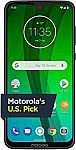 Prime Deal: 64GB Moto G7 Unlocked Smartphone $200