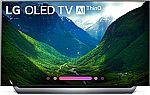 """55"""" LG OLED55C8PUA OLED 4K HDR AI Smart TV $949"""