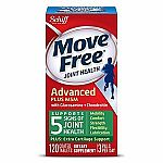 120-Ct Move Free Joint Health Supplement Tablets $10.79 & More