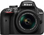 Nikon D3400 Camera with 18-55mm Lens $315 (Prime Deal starts 8:00am EST)