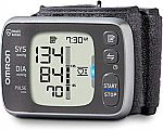 Omron 7 Series Wireless Wrist Blood Pressure Monitor $25 & More