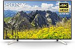 Sony KD55X750F 55-Inch 4K Ultra HD Smart LED TV $500 (Prime Deal)