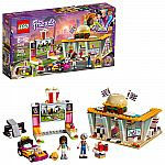 LEGO Friends Drifting Diner 41349 Building Set (345 Pieces) $15 (Org $30) & More Up to 50% Off