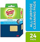 24-Pack Scotch-Brite Dobie All-Purpose Cleaning Pads $11 or Less (YMMV)