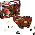 LEGO Star Wars TM Sandcrawler 75220 Building Set (1239 Pieces) $99 (Reg. $140)