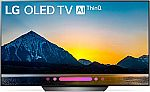 "LG 65"" OLED 4K HDR Smart TV w/ AI ThinQ - OLED65B8PUA $1497 + Get $300 Gift Card"