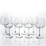 Pasabahce 8-Pack Enoteca 19.3 fl. oz. Red Wine Glass $25 (69% Off) & More Home Goods + Free Shipping