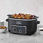 Ninja 2-in-1 6 Quart Stove Top Digital Slow Cooker $59 + Free Shipping