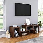 Mainstays Adjustable Low Profile Shelves, 2-Piece Set $41