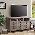 Better Homes and Gardens Granary Modern Farmhouse TV Cabinet $104 (Org $269)